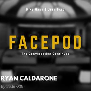 Episode 028 - Ryan Caldarone flips houses like he flips calzones.