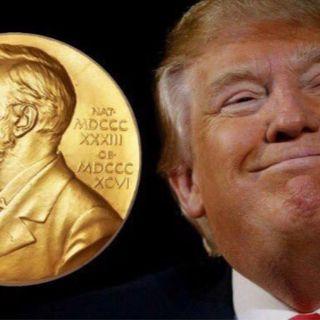 Trump Nobel Prize, 911.
