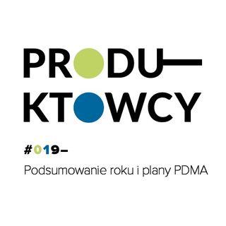 019 - Podsumowanie roku w PDMA