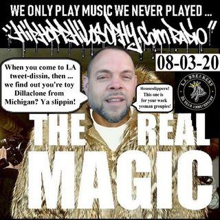 HipHopPhilosophy.com Radio - 08-03-20 - Monday Night Fresh