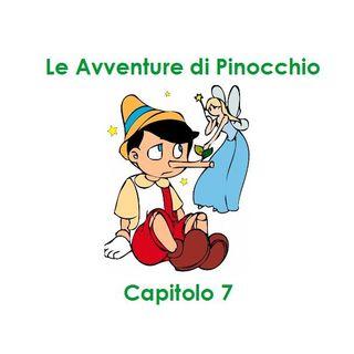 Le Avventure di Pinocchio - Capitolo 7