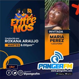 Entrevista a  Veronica Rueda presidenta Liga ecuatoriana de Florida y entrevista a Maria Perez locutora.