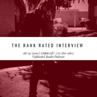 The Rank Rated Interview.