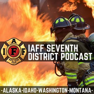 Ep.8 PTSI and Behavioral Health in the fire service