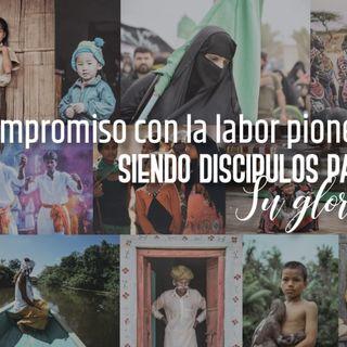 Romanos 15: 18-24 La labor pionera es necesaria y la iglesia debe apoyarla - Audio