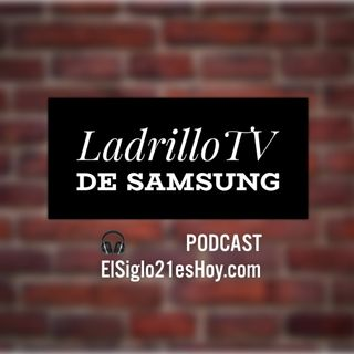 El TV Ladrillo de Samsung
