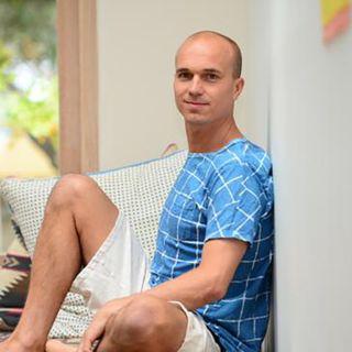 Yoke Yoga Owner Chris Wilson on living with purpose