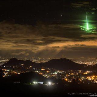 NUESTRO OXÍGENO Observatorio astronómico nacional - Mario Higuera
