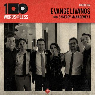 Evange Livanos from Synergy Management