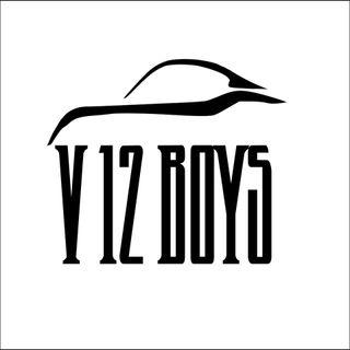 V12 BOYS RADIO