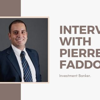 [ HTJ Podcast ] Interview with Pierre - Investment Banker.