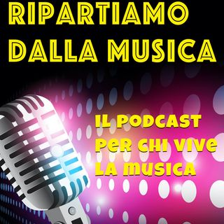 Ripartiamo dalla Musica - Ep. 8 - Andrea Tofanelli e Fabio baù - Strumenti musicali e mondo del lavoro