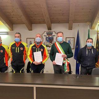 Pronto un team di 16 volontari per il distaccamento di Protezione Civile sotto il Pasubio
