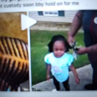 BITTER BABY MOM CUTS DAUGHTERS HAIR OFF TO SPITE BABY DADDY 😮 Explicit Language