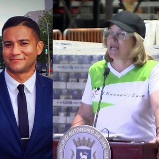 Joe Gomez interviews San Juan Mayor Carmen Yulin Cruz