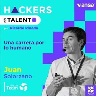 004. Una carrera por lo humano -  Juan Manuel Solorzano (Alianza Team) -  Lado B