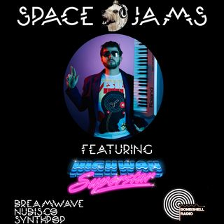 SPACE JAMS - 4.4 Highway Superstar