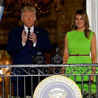 Puccinni se vuelve Trumpista en el cierre de la convención republicana.