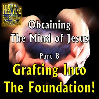 08—Grafting Into The Foundation