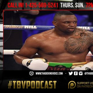 ☎️Wilder vs Whyte While We Wait On Fury🤑Pacquiao vs Spence FOX Promotion🔥Haney vs Diaz PLEASE🙏🏽