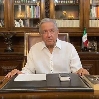 Amlo rinde homenaje a fallecidos por Covid-19 en México y al personal de salud