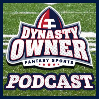 Dynasty Owner Champion Eddie Driscoll  - Super Bowl Ring for Fantasy Football!?! - Episode #44