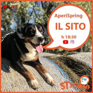 #03 AperiSpring LIVE- Il Sito
