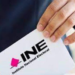 INE organiza consulta con misma calidad de elecciones 2021