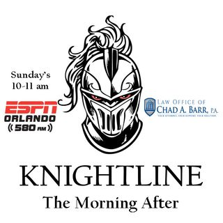 Knightline: The Morning After 3/15/20 ESPN 580 ** REPLAY**