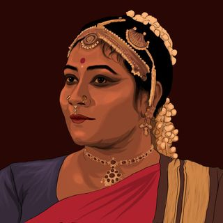#43 Bharathanatyam - Erased histories and reclaimining spaces with Nrithya Pillai [ENG]