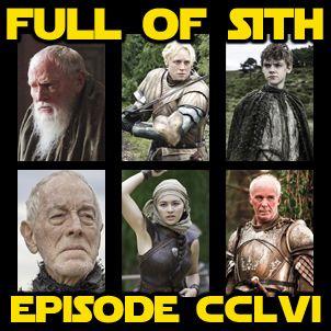 Episode CCLVI: Game of Thrones