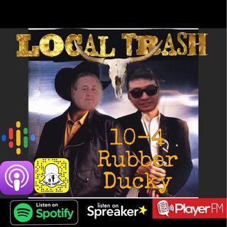 016. 10-4 Rubber Ducky