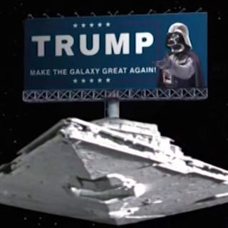 UBR- UFO Report 110: Trump's Space Force and NUFORC Report Reading