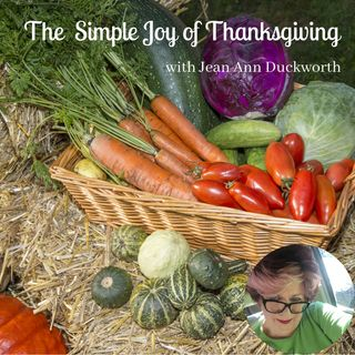 The Simple Joy of Thanksgiving