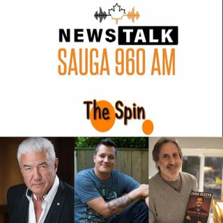 The Spin- April 6 - Conversation with Tom Jackson, Building Backyards with Damon & COVID19 Conspiracies