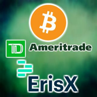 TD Ameritrade: Tens of Thousands ASKING for CRYPTO - SFOX FDIC Crypto - Hedge Funds Bought Dip - Coinbase XRP NY - HTC Crypto Swaps