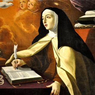 Santa Teresa de Jesús, virgen, reformadora y doctora de la Iglesia