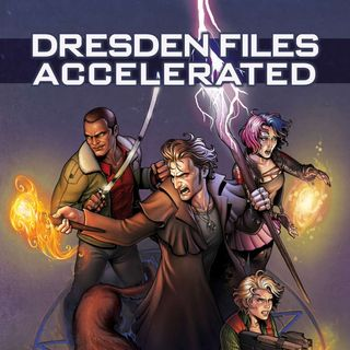 An Old World Legend - Dresden Files