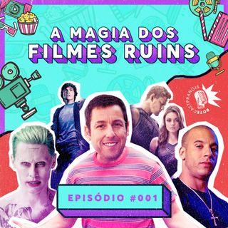 Botecastpranóis 01 | A magia dos filmes ruins