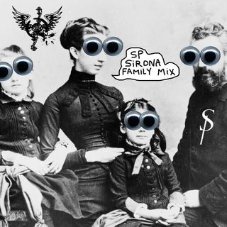Various Artists-Sp Sirona Family Mix by Toxic Chicken