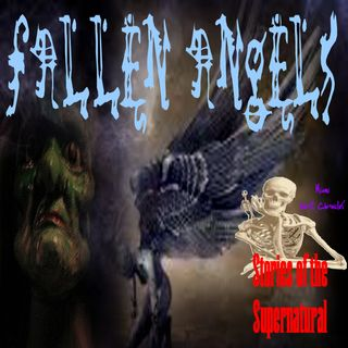 Fallen Angels | Interview with Marie D. Jones | Podcast