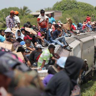 Crece la cifra de migrantes de Centroamérica devueltos desde México