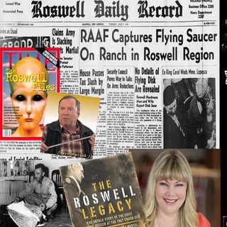 Nov 1 The Roswell Legacy and Denice Marcel