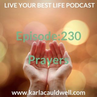 Ep230 - Prayers
