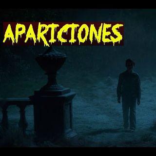 APARICIONES (FANTASMAS) - REDE