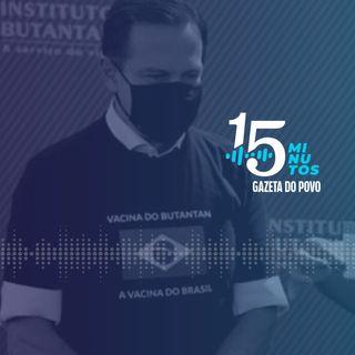 Doria x Bolsonaro: guerra das vacinas chega a 2022?