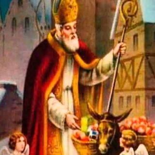 II Domingo de Adviento  San Nicolás de Bari, obispo