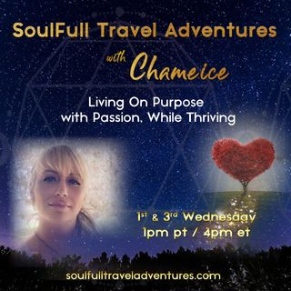 From Drama to Dharma with Guest Host Chameice Daniel