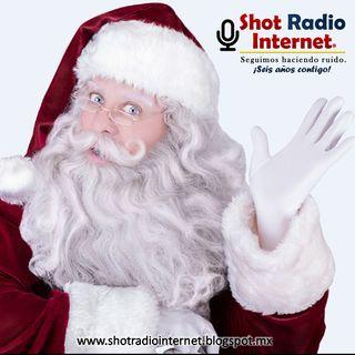 Shotradio Internet viajó al Polo Norte y Santa nos recibió para platicar ¡Les va a encantar!