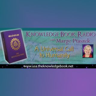 Knowledge Book Radio with Marge Ptaszek